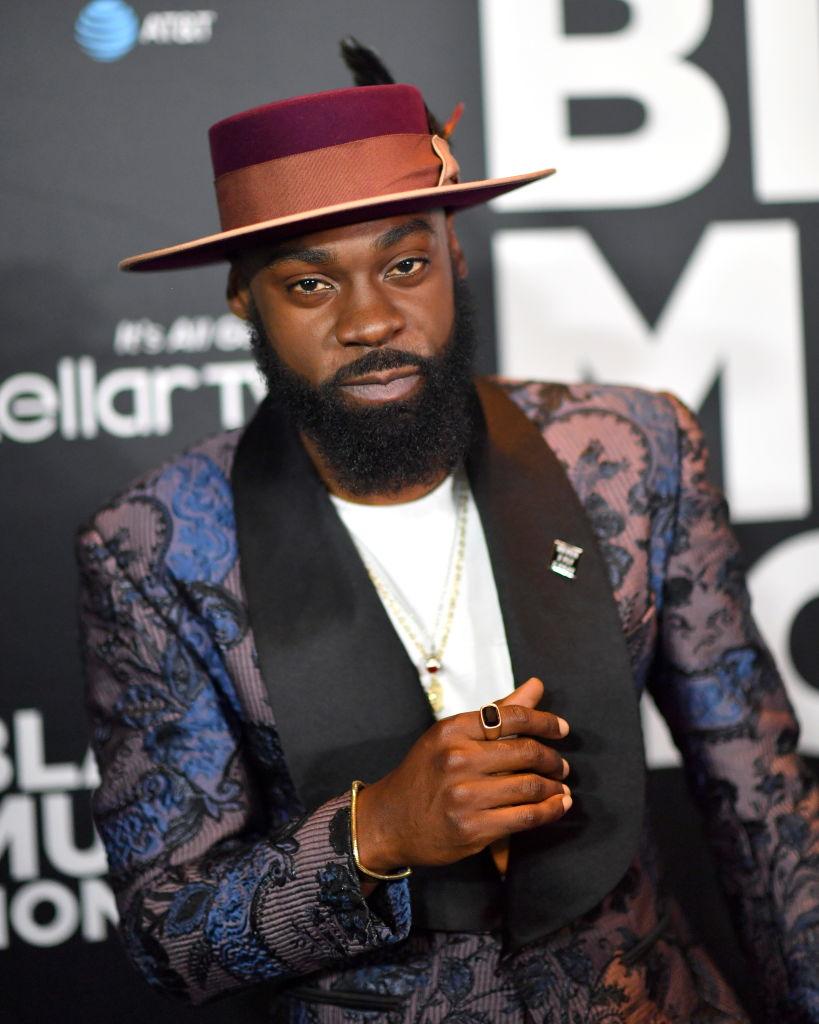 2019 Black Music Honors - Arrivals