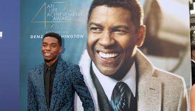 AFI Honors Denzel Washington