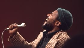 Marvin Gaye performs on Soul Train.
