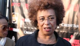 'Free Angela and All Political Prisoners' premiere