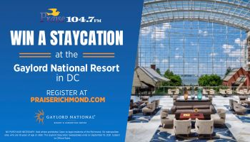 Win a staycation Radio one richmond 2021
